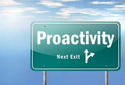 Playing the victim or being proactive | evolution