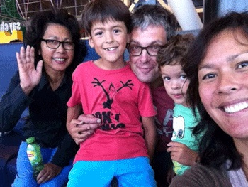 Family van Veldhuizen